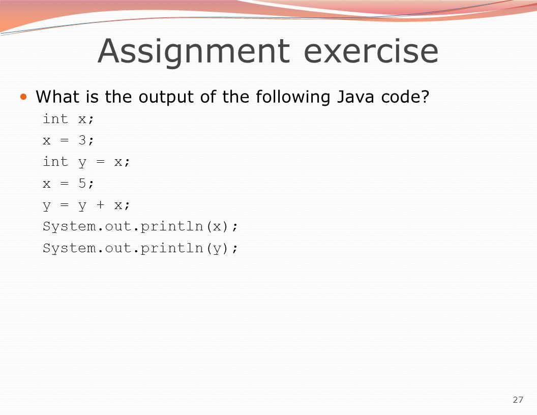 1 Building Java Programs Chapter 2 Lecture 2-1: Expressions
