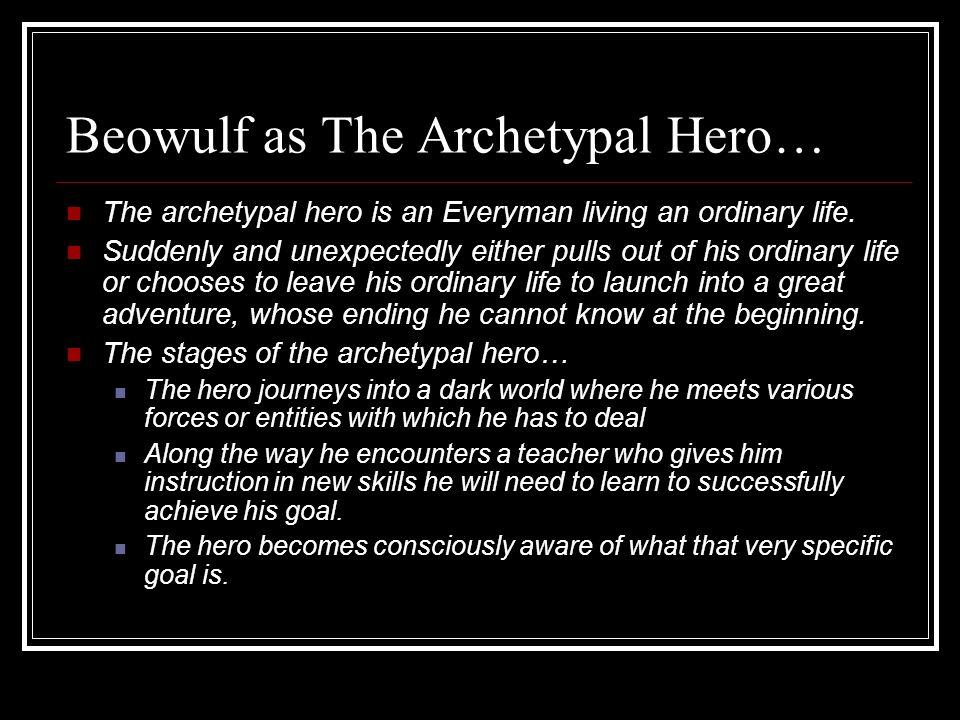 beowulf archetypal hero