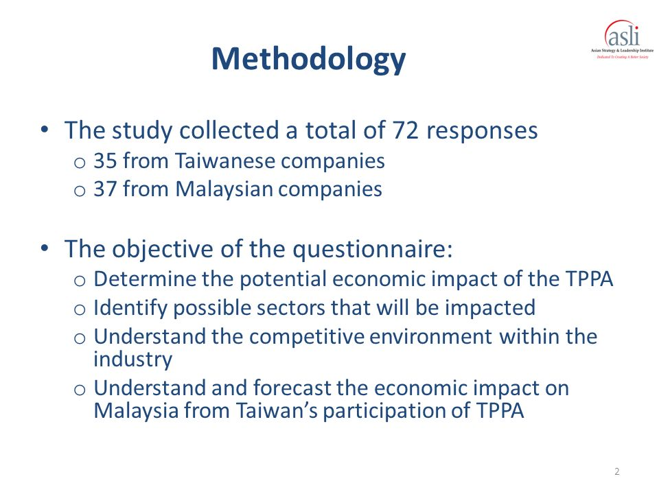 Trans Pacific Partnership Agreement Tppa Impact Assessment Study