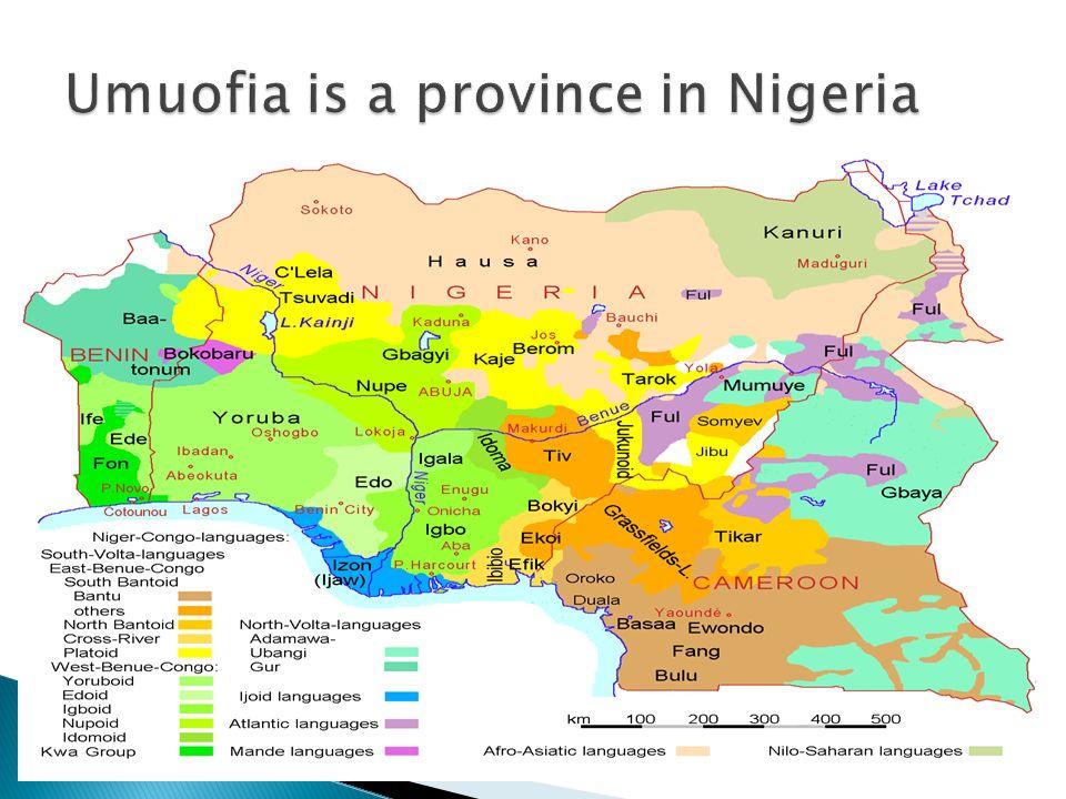 village of umuofia