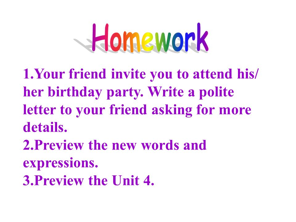 Write a letter to your friend inviting her attend birthday party birthday party invitation letter to a friend cogimbo us stopboris Gallery
