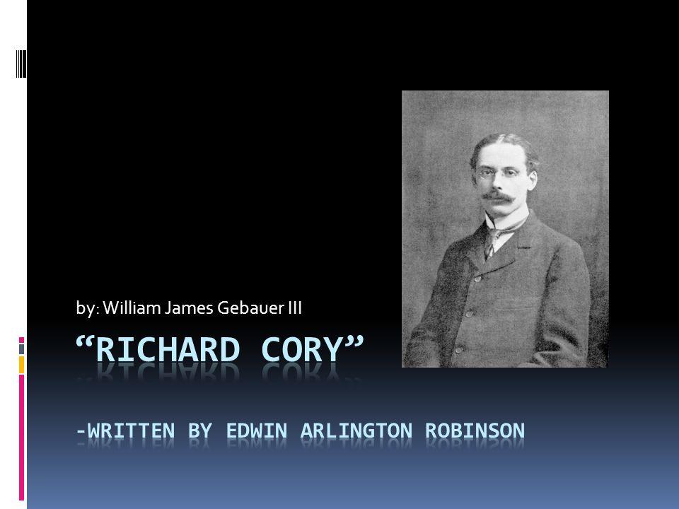them richard cory