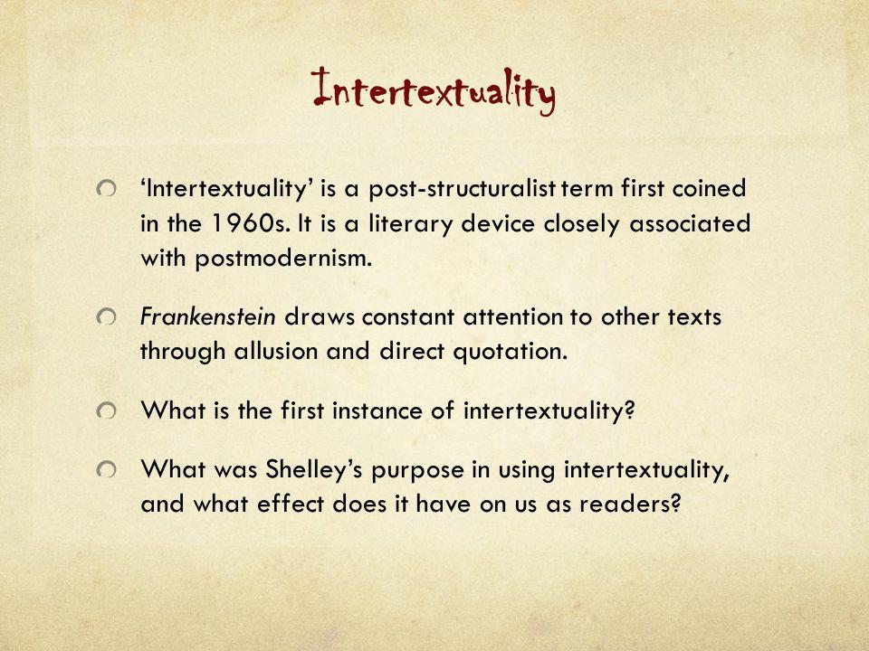 Frankenstein Or The Modern Prometheus Vate Literature Revision Day