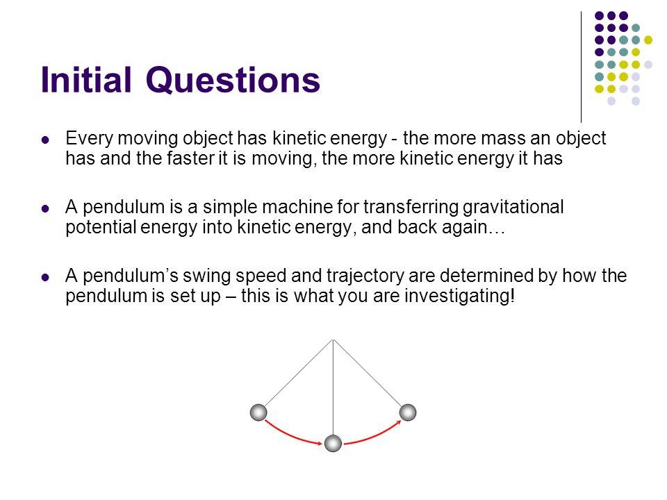 Pendulum Investigation Noadswood Science, Pendulum Investigation
