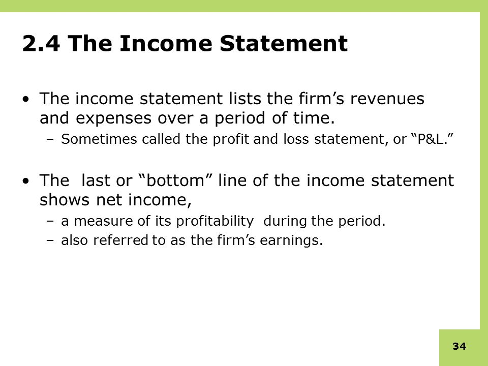 chapter 2 introduction to financial statement analysis ppt download