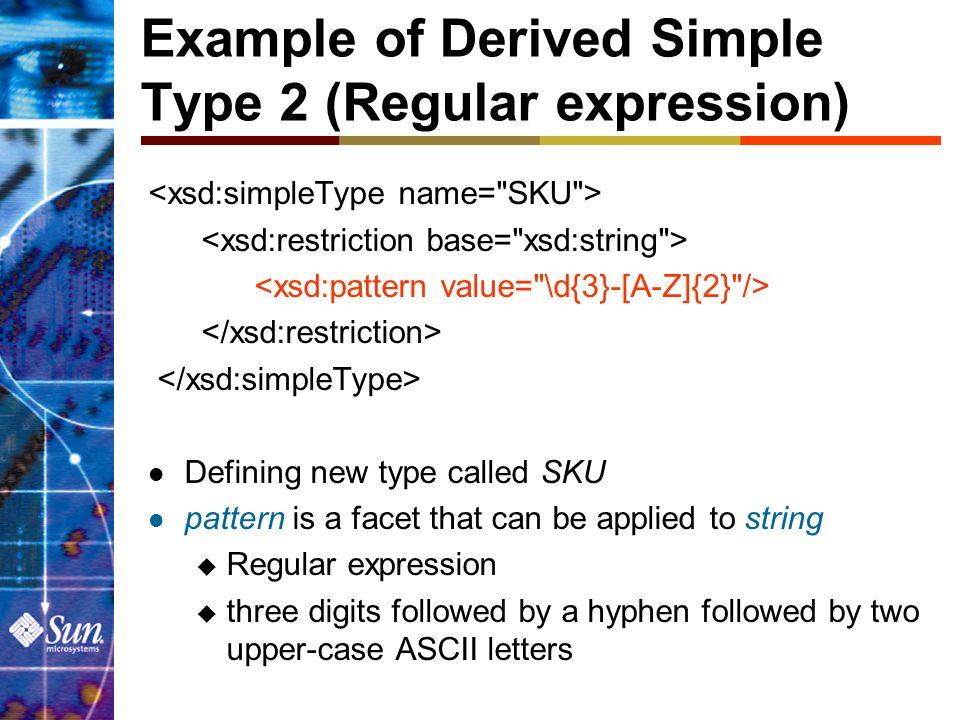Lecture 0 W3c Xml Schema Topics Status Motivation Simple Type Vs Complex Type Ppt Download