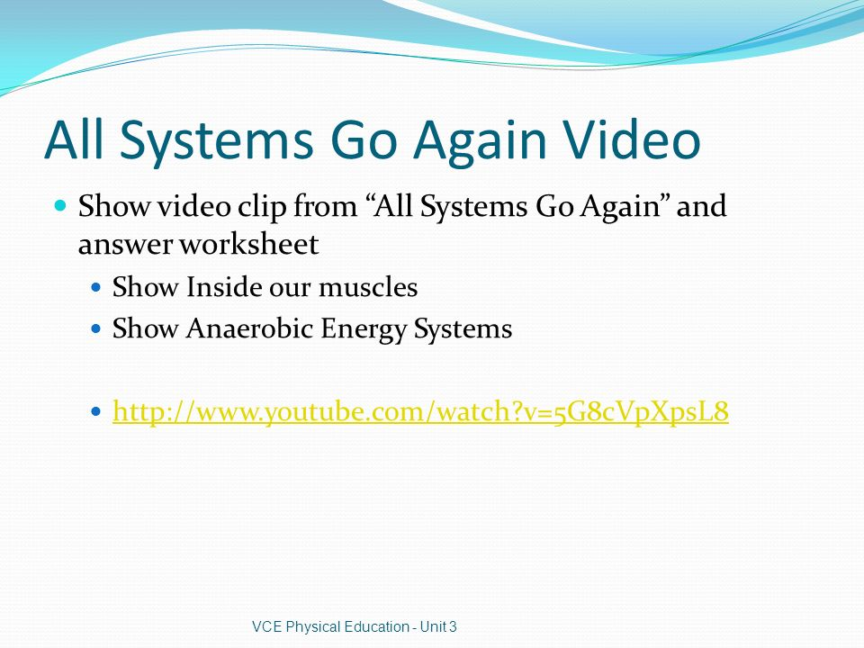 Chapter 5 Aerobic and anaerobic pathways- an introduction to energy ...