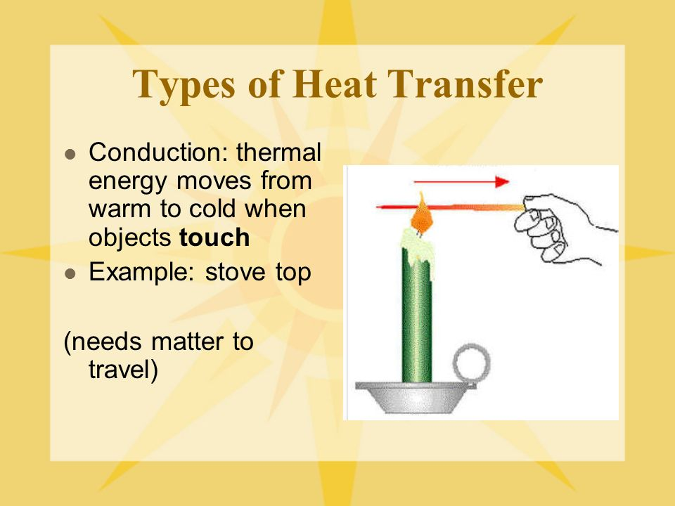 thermal energy transfer notes. thermal energy total amount of energy