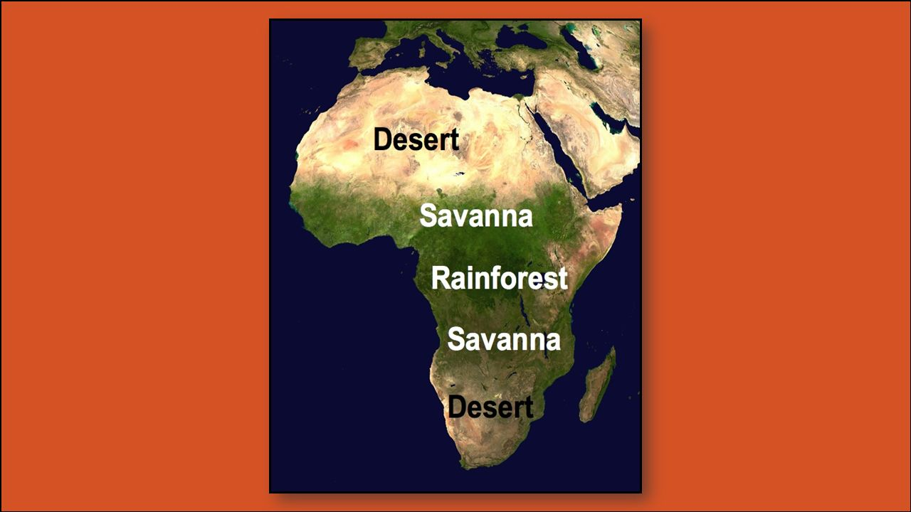 Africas geography ppt video online download 5 sahara desert the sahara is the worlds largest desert 3500000 miles it runs across the width of northern africa it covers 13rd of the continent publicscrutiny Images