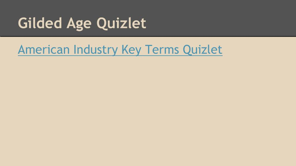 Staar review 2015 us history video summaries this document 12 gilded age quizlet american industry key terms quizlet publicscrutiny Choice Image