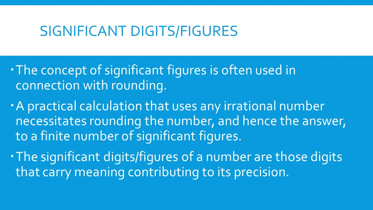 SPH3UIB 1 ST DAY NOTES Significant digits, Uncertainties, Error ...