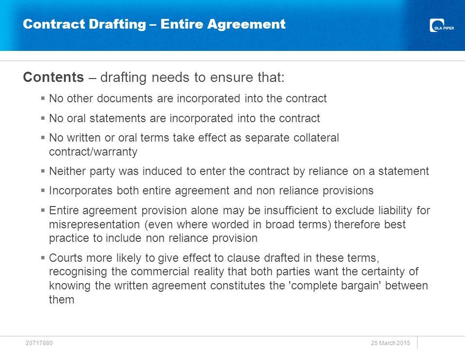 Interpretation Of Commercial Contracts Win Seminar Jonathan Eatough