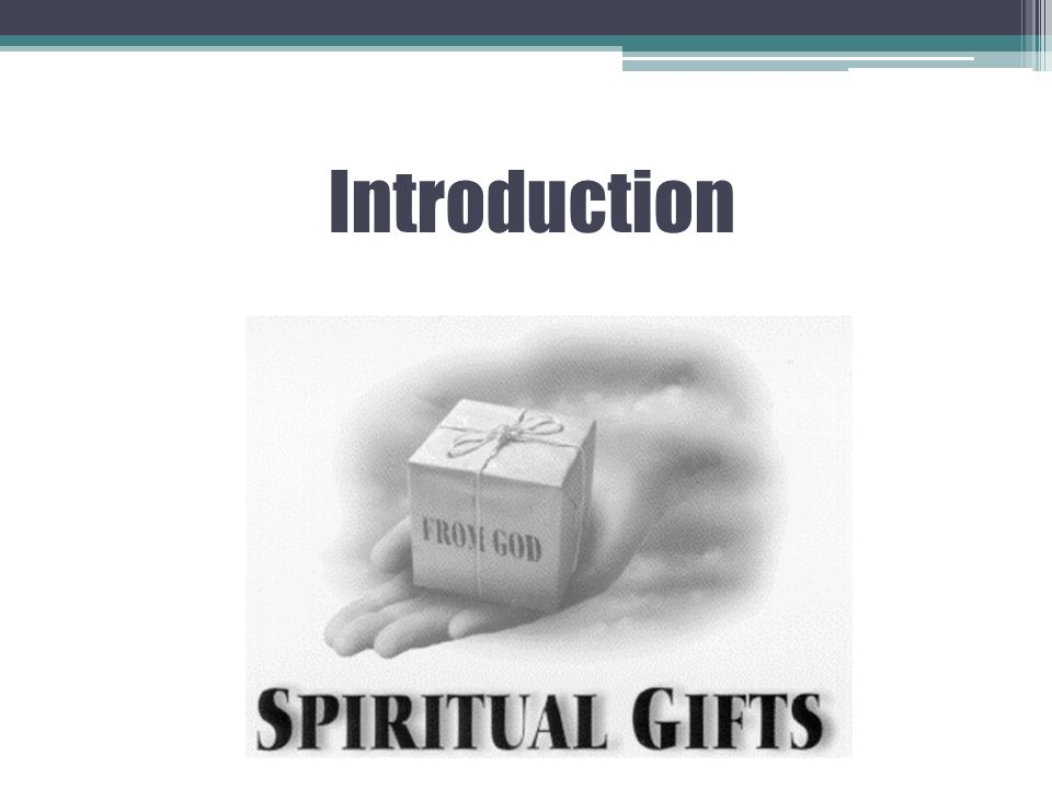 Understanding and using spiritual gifts for ministry mission by the gifts in scripture 3purposes of spiritual gifts 4function of spiritual gifts 5e benefits of knowing and using ones spiritual gifts 6 negle Images