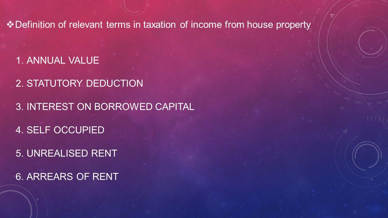 define rent arrears
