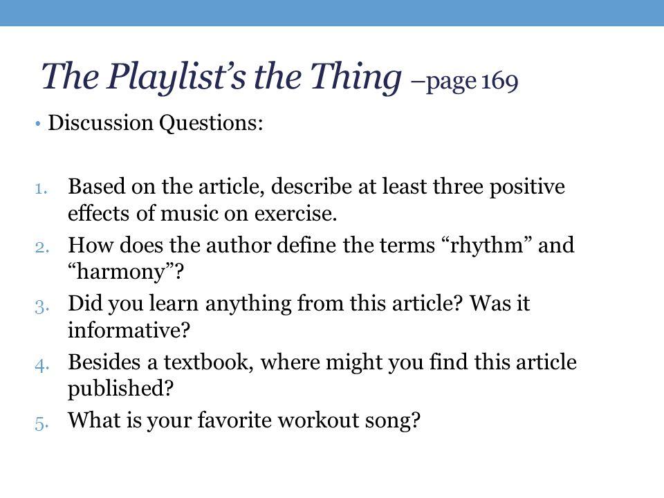 define informative article