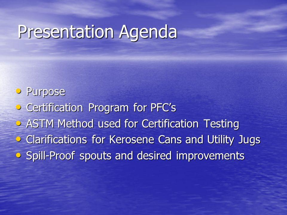 Portable Fuel Container Public Workshop California Air Resources ...
