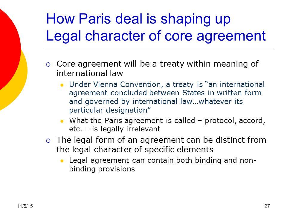 Previewing The Paris Climate Change Conference Daniel Bodansky
