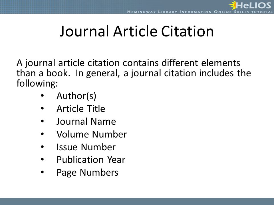 9 Journal Article