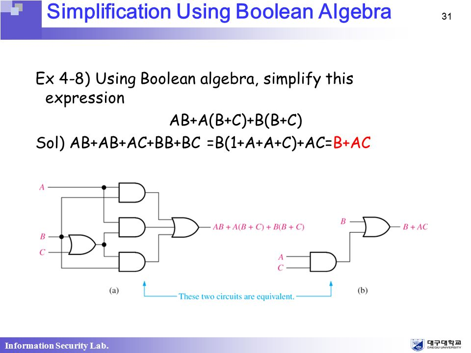 Techniques for solving boolean equation systems