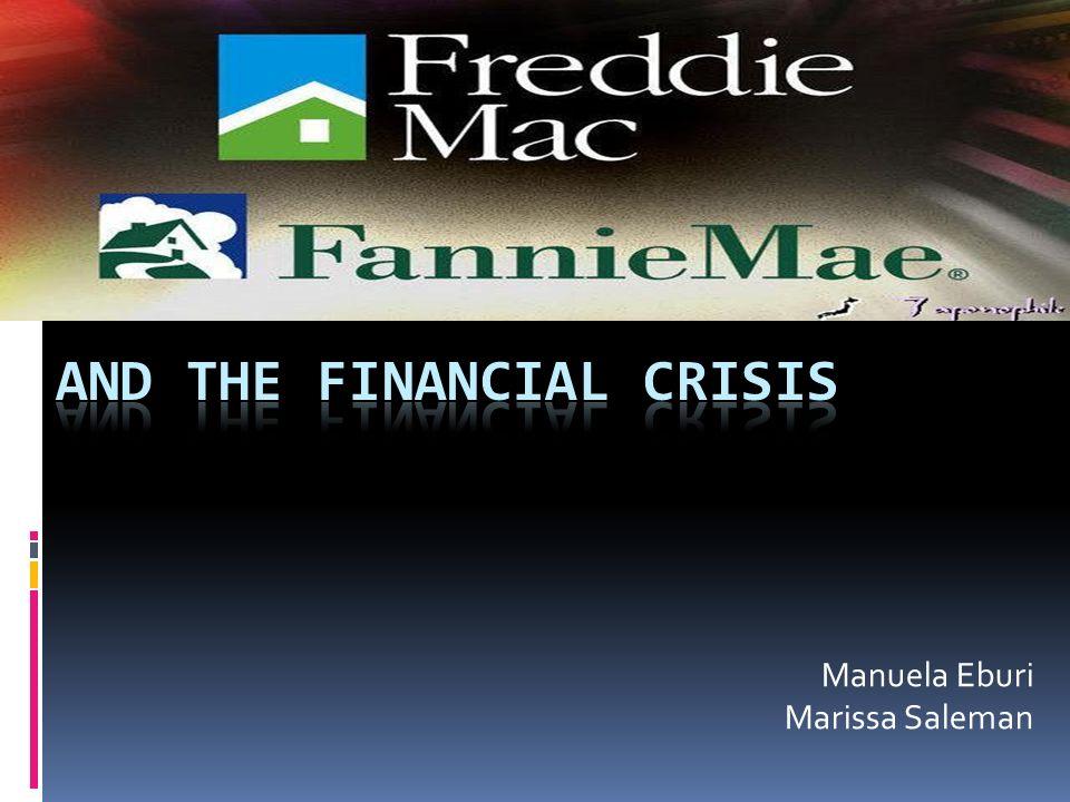 Manuela Eburi Marissa Saleman Fannie Mae The Federal National