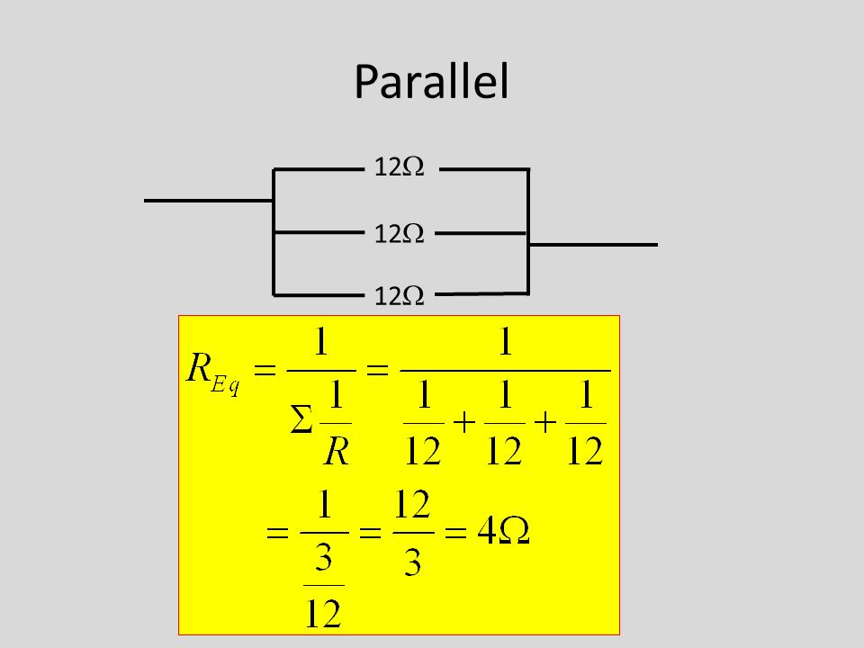 Parallel 12 