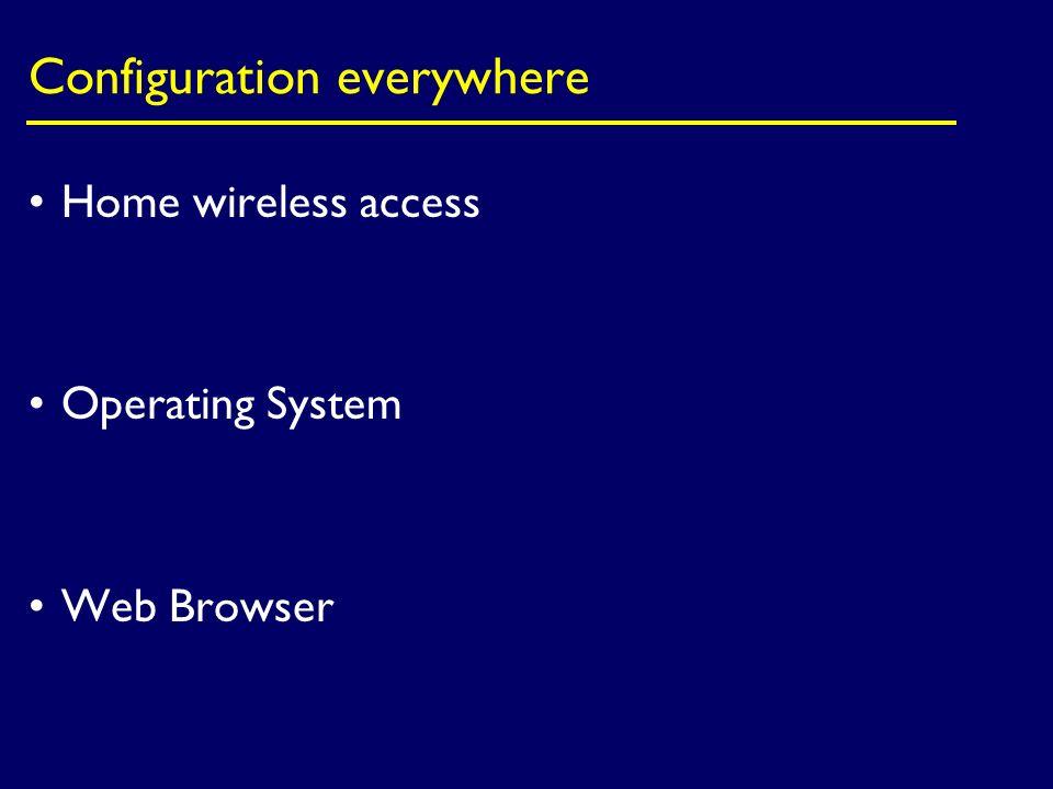 Better web privacy through automation Umesh Shankar Berkeley