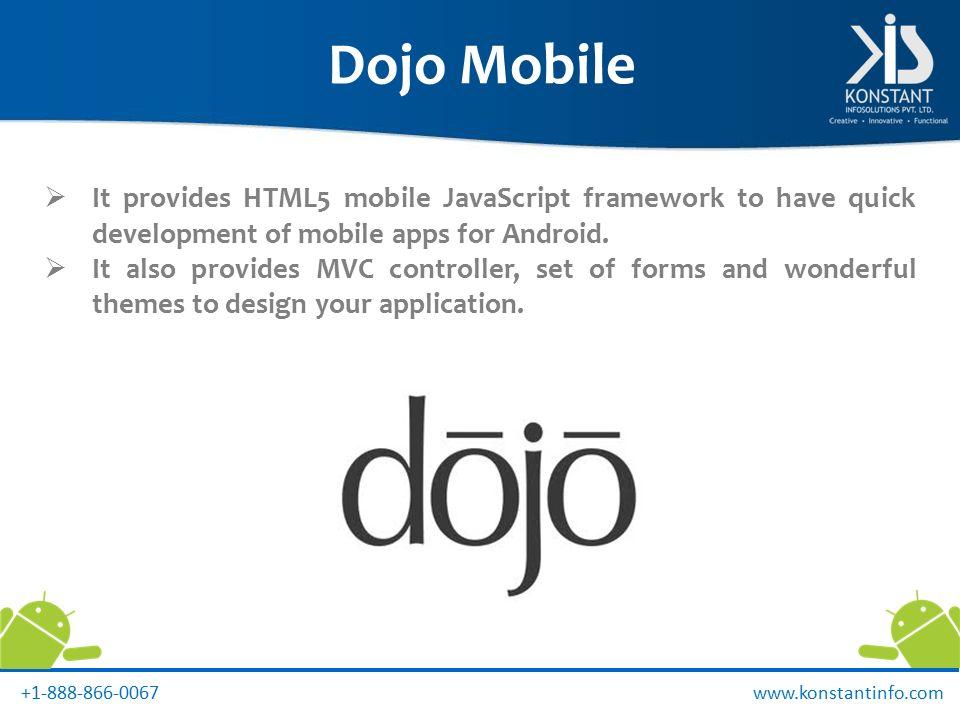 Top 12 Frameworks for Android App Development - ppt download