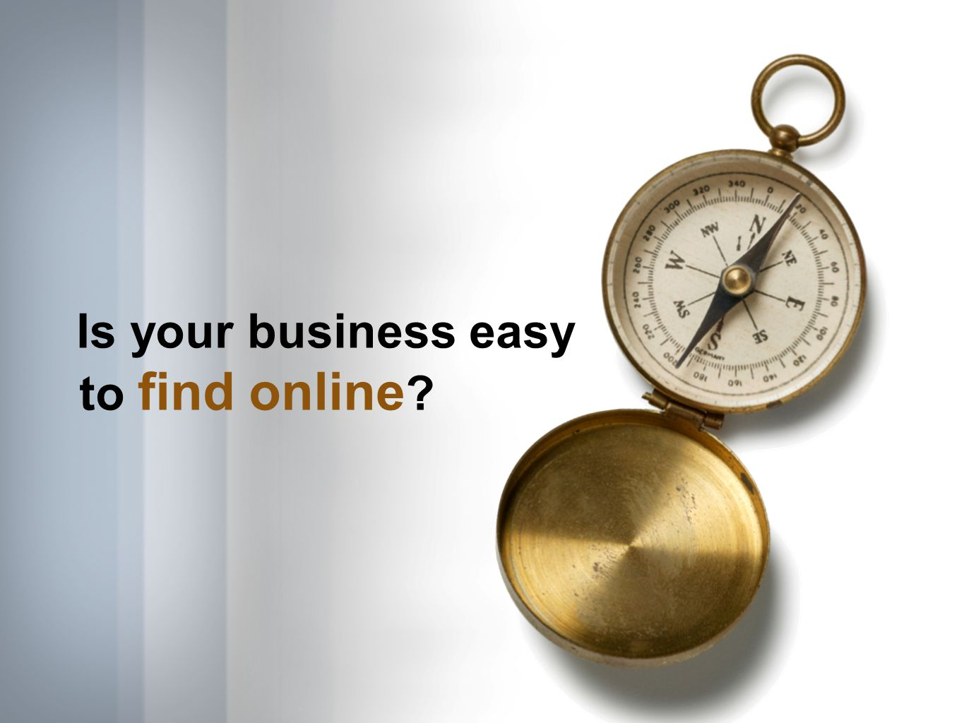 Is your business easy to find online