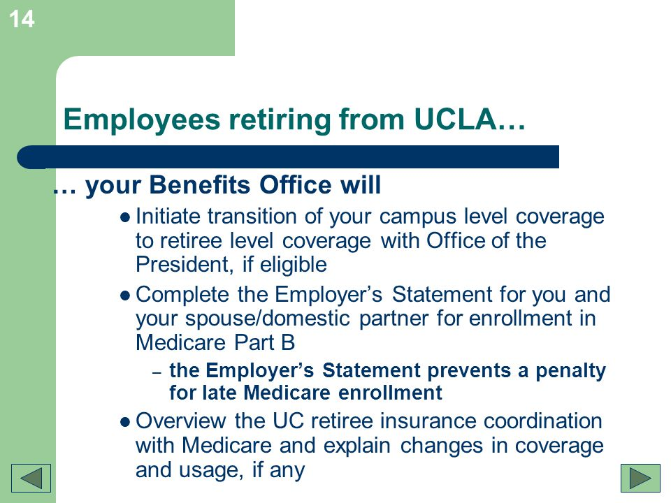 1 Medicare and UC Medical Insurance  2 Confused about