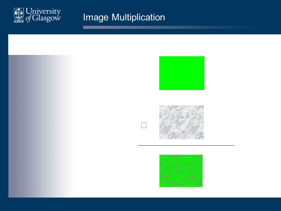 Image Multiplication