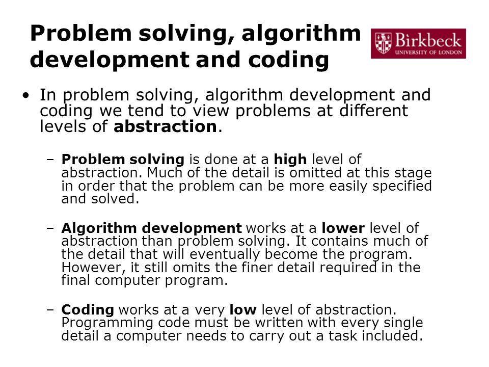 httlap problem solving process