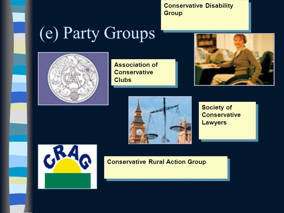 (d) The Party Board of Management Permanent Sub-Committees (i) Candidate Recruitment (ii) Conference Preparation and Management (iii) Membership Subscriptions Other Committees as appropriate