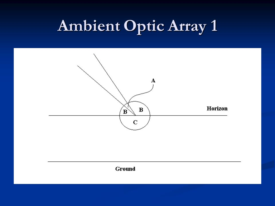 Ambient Optic Array 1
