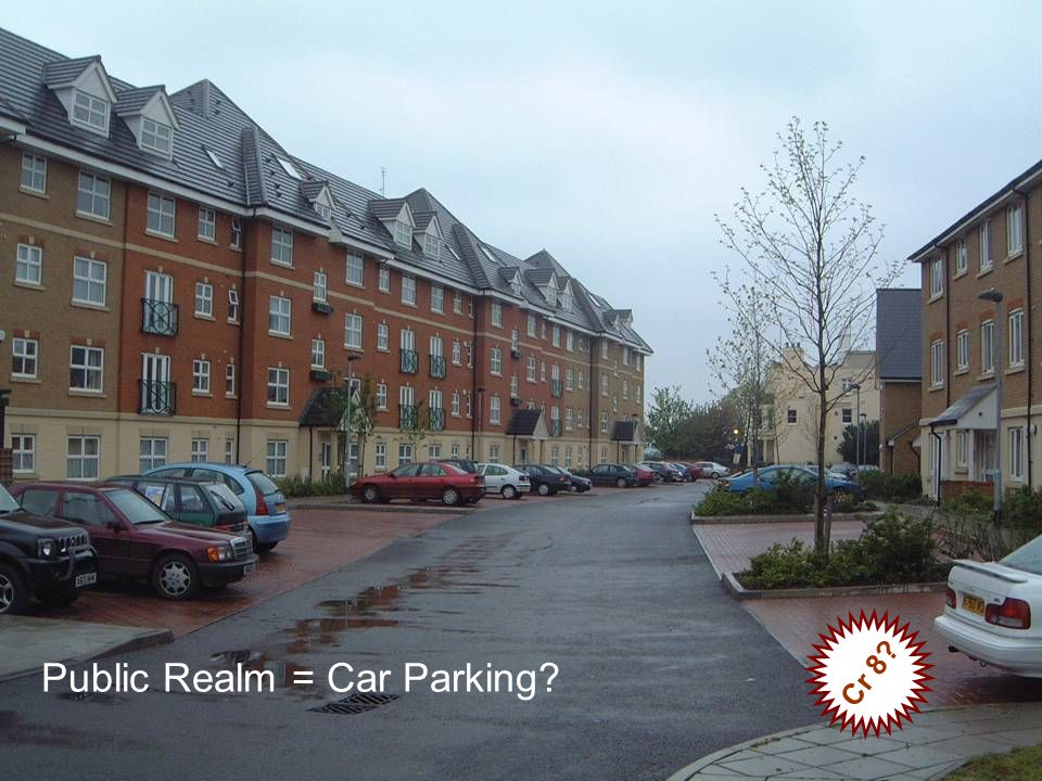 070420 CIH SW7 Public Realm = Car Parking Cr 8