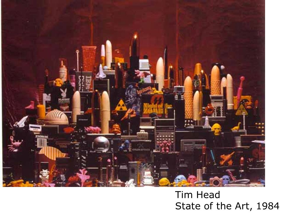 Tim Head State of the Art, 1984