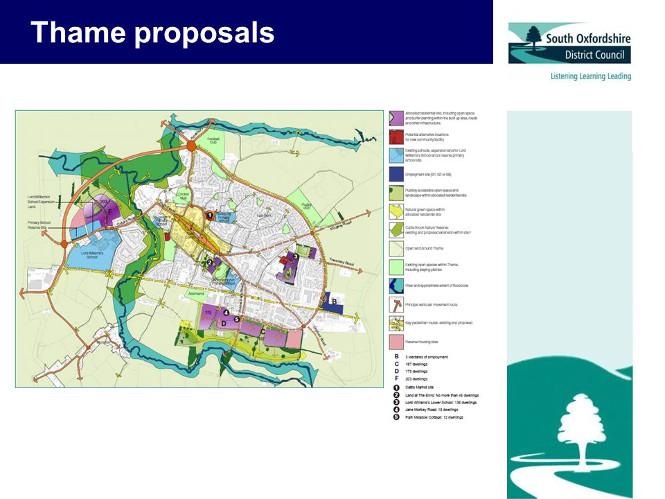 Thame proposals