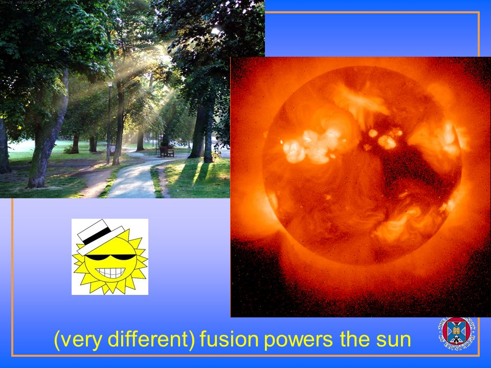 Uncontrolled fusion with pressure