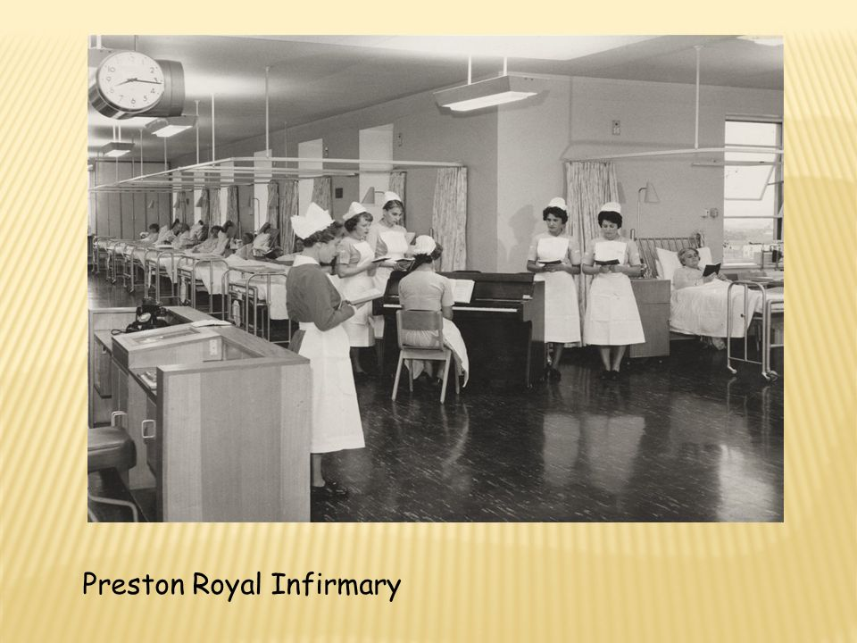Preston Royal Infirmary