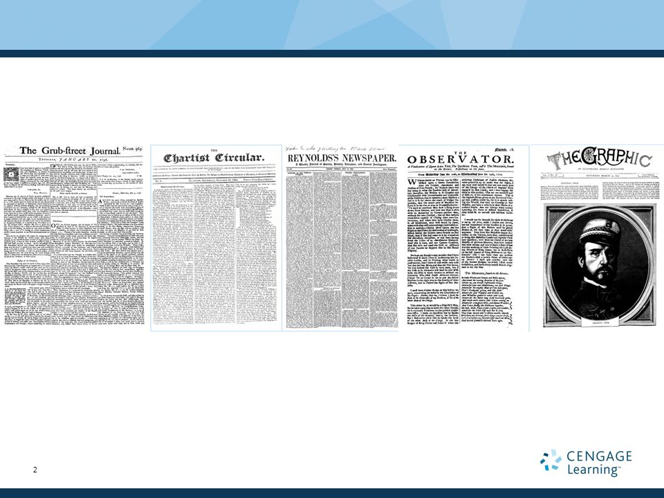 2 The Worlds Largest Historic Newspaper Archive is now online!