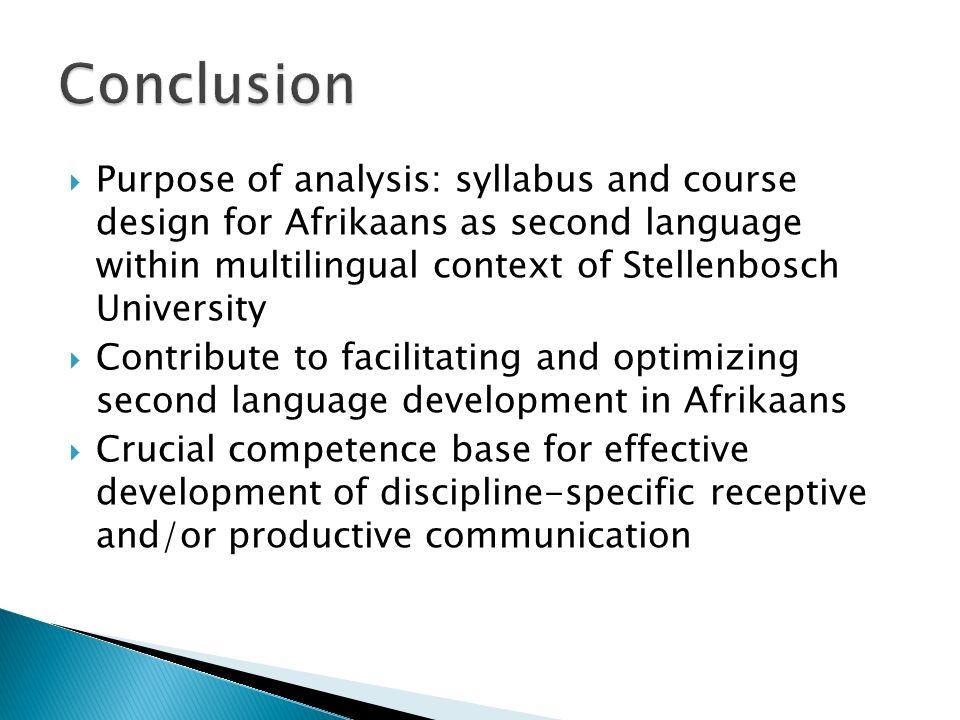Elbie Adendorff University of Stellenbosch  - ppt download