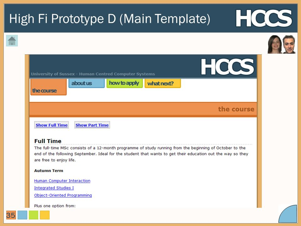 High Fi Prototype D (Main Template) 35