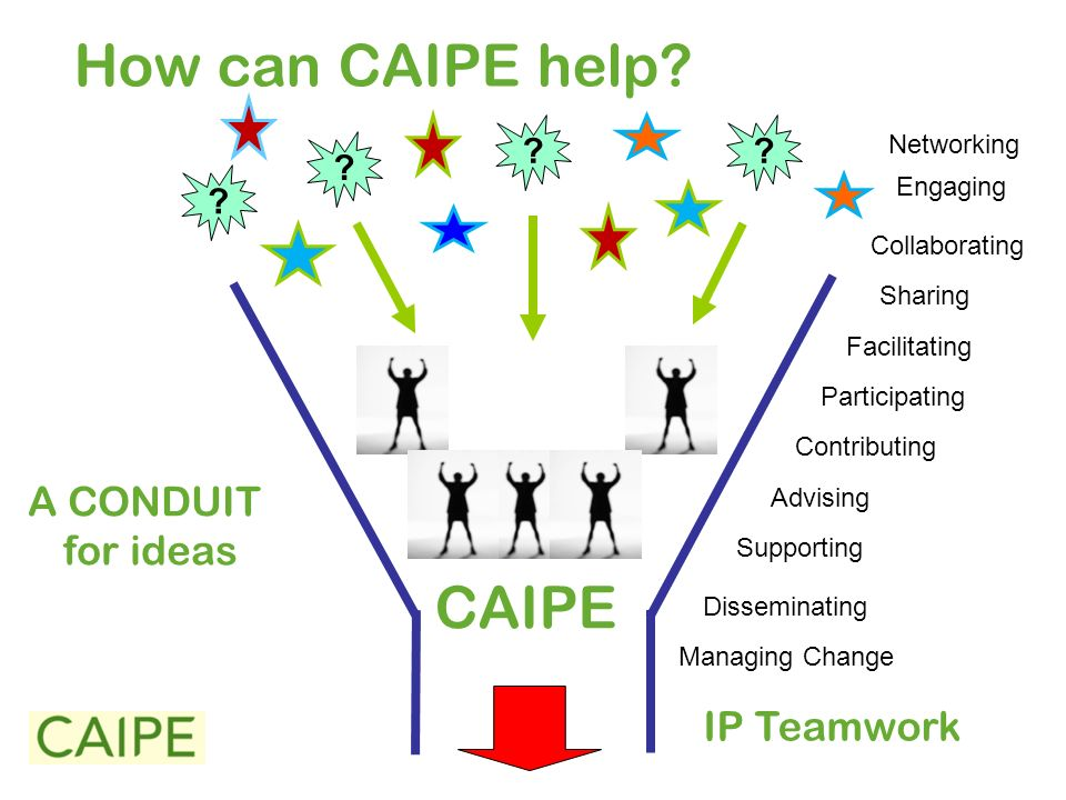 How can CAIPE help.