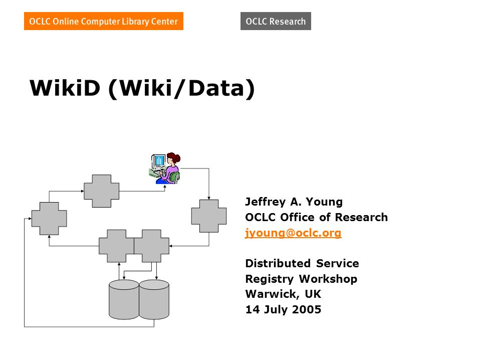 WikiD (Wiki/Data) Jeffrey A.