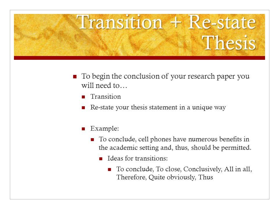 editing research paper vs argumentative