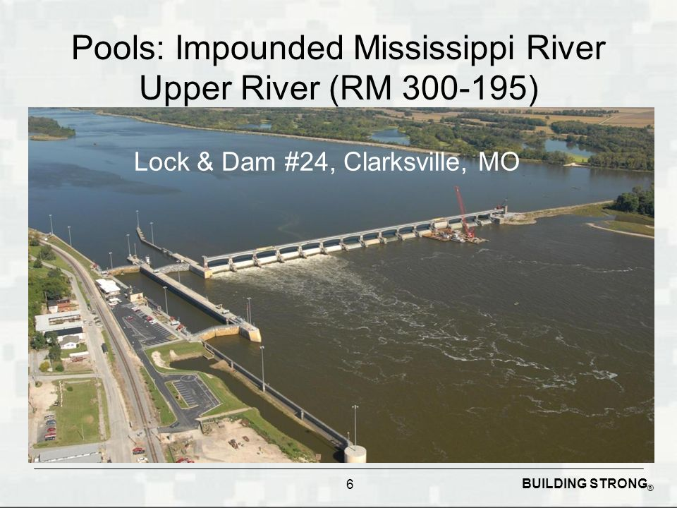 BUILDING STRONG ® Rock Removal on the Middle Mississippi