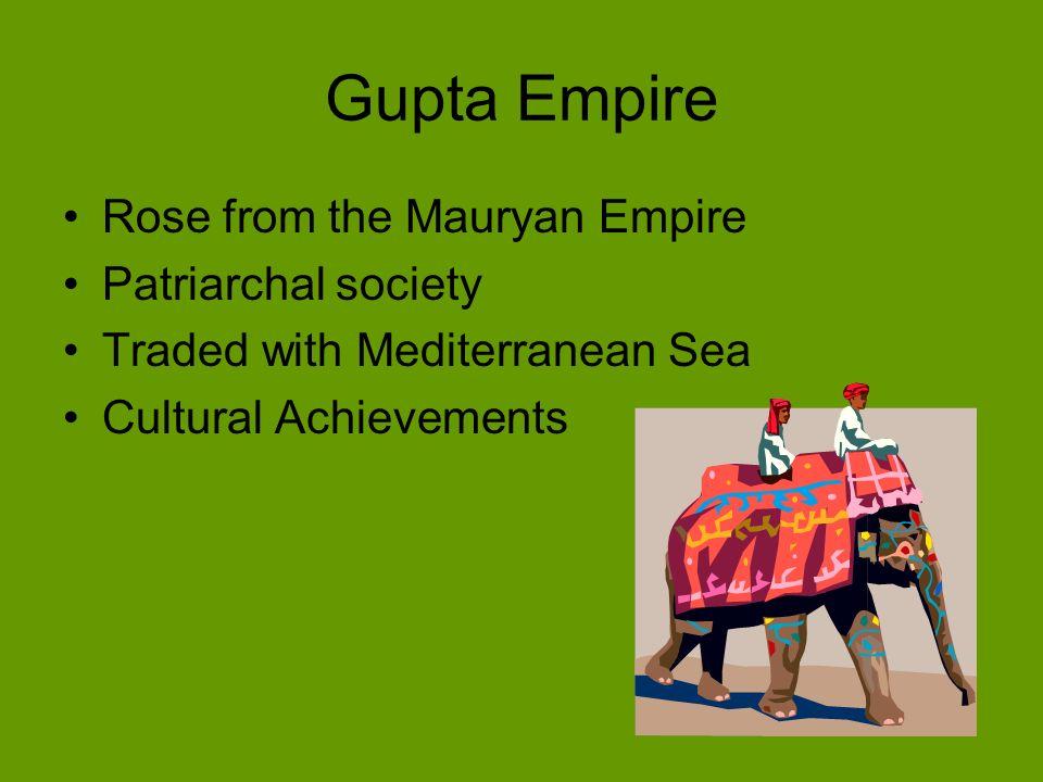 the gupta empire achievements
