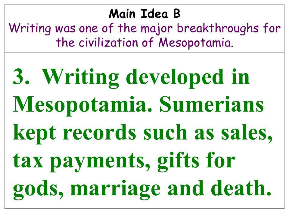 what was the main idea of the code of hammurabi