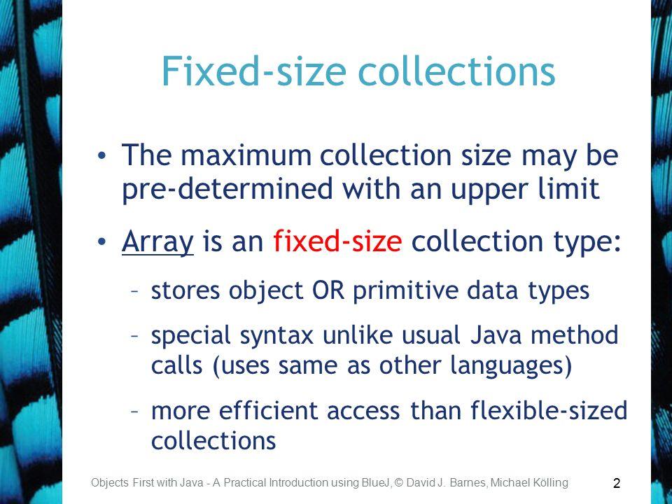 java max array size