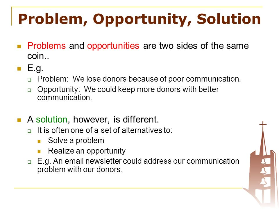 Solutions to poor communication