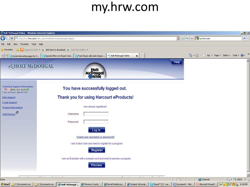 Online Math Book-6, 7, 8 grade Holt McDougal 2010 ***teacher edition
